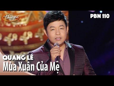 Mùa Xuân Của Mẹ - Quang Lê [Full HD 1080p]