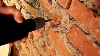 05. Skil Torro - сверление красный кирпич