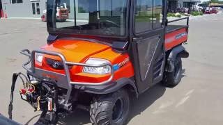 2. SOLD! Faribault MN Call Jeff at Tri-State Bobcat  CLEAN KUBOTA UTV! DIESEL 4X4 RTV900xt