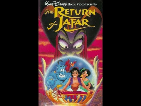 Opening To The Return Of Jafar 1994 VHS (Version 2)