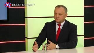 Президент Молдовы хочет подписать соглашение с Евразийским экономическим союзом