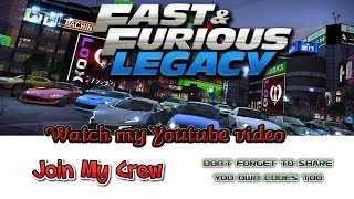 Nonton Fast & Furious Legacy - Friend Code Club Exchange (iOS/Android) Film Subtitle Indonesia Streaming Movie Download