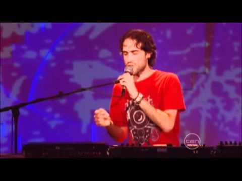Beardyman Montreal Comedy Festival 2011 (HD)