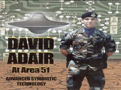 UFOTV Presents… – David Adair at Area 51 – Advanced Symbiotic Technology