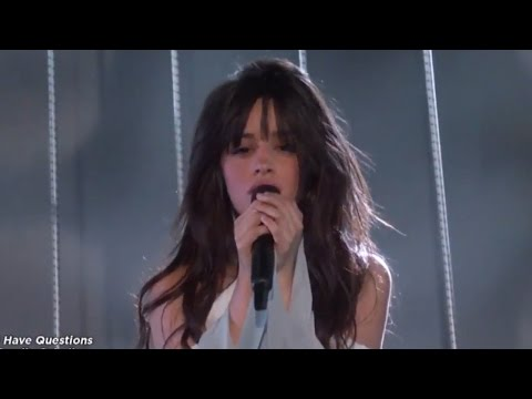 """Camila Cabello Gives ENCORE """"I Have Questions"""" Performance & Spills How She Wrote The Song"""