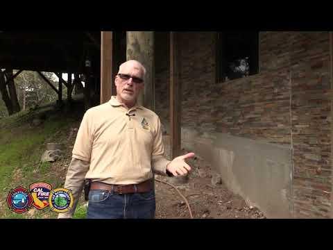 Home Hardening Tips: Windows & Outdoor Plants
