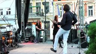 Video AfterCROW - live - Rokoko Košice - 5.5.2013
