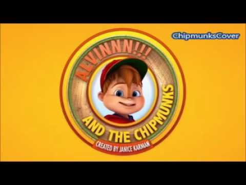 Pitbull feat Flo Rida & LunchMoney Lewis | Greenlight | Alvin and the Chipmunks