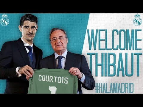 Video: REVEALED: Has Thibaut Courtois Confirmed Real Madrid Transfer...?! | Transfer Talk