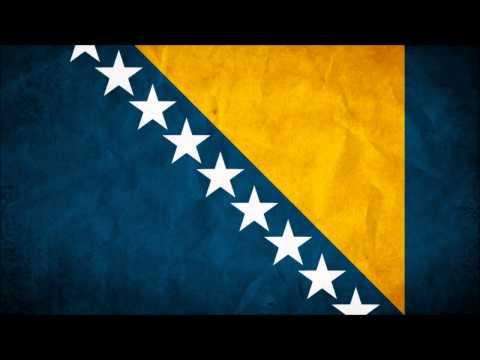 bósnia - Hino de Países - Hino da Bósnia (voz) - Bosnia National Anthem (vocal)
