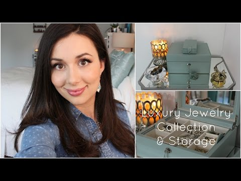 Luxury Jewelry Collection & Storage