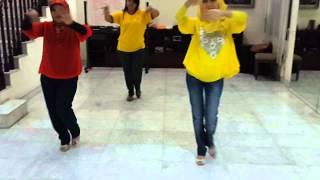 Ondel Ondel Line Dance