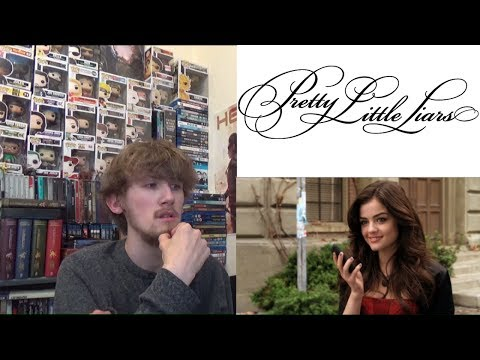 Pretty Little Liars Season 1 Episode 15 - 'If at First You Don't Succeed, Lie, Lie Again' Reaction