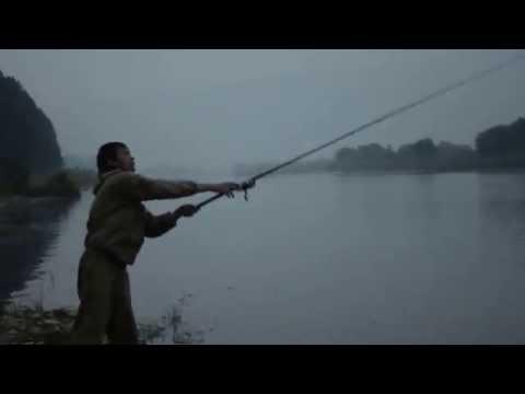 рыбалка на притоках реки лена видео