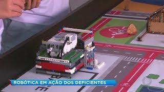 Estudantes de Marília conquistam o 1º lugar no Torneio Brasil de Robótica