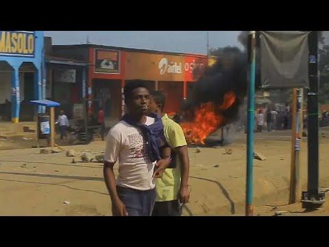 Οργή για τις νέες κυρώσεις της ΕΕ στην Λαϊκή Δημοκρατία του Κονγκό…