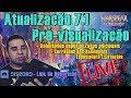 LiveWS - Atualização 7.1 Pré-visualização (Habilidades Especialista Adicionadas & Correções)