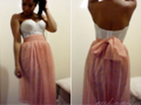 Chiffon - Wahey!! My first DIY! It's a stylish skirt that can be worn day or night, with a body con skirt, leggings or body suit underneath! A LOOKBOOK featuring the s...