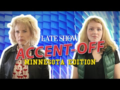 WATCH: Minn. accent in Late Show spotlight