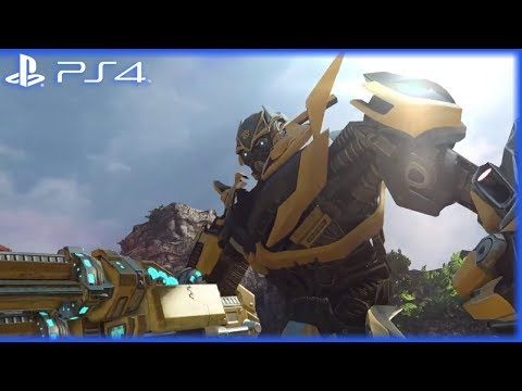 Transformers : Le Jeu Playstation 3