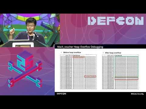 DEF CON 25 - Min Zheng, Xiangyu Liu - macOS:iOS Kernel Debugging and Heap Feng Shui