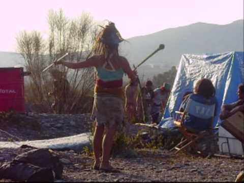 Dragon Festival in Granada: das größte Hippie Festival Europas