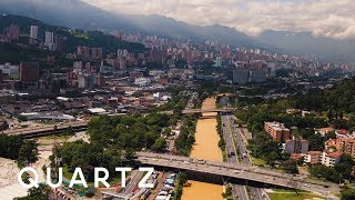 Video Future of Cities: Medellin, Colombia solves city slums MP3, 3GP, MP4, WEBM, AVI, FLV November 2018