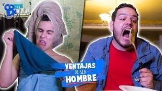 Video VENTAJAS DE SER HOMBRE | CORTE Y QUEDA MP3, 3GP, MP4, WEBM, AVI, FLV Juli 2018