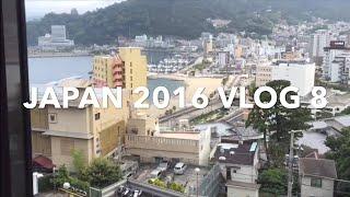 Izu / Atami Japan  city photo : Japan 2016 VLOG 8: Atami Hot Spring Resort