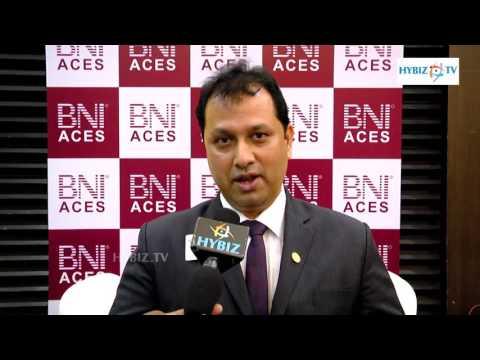 , Uday Shetty Executive Director BNI Aces Chapter