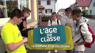 Video L'âge de classe : la journée d'un collégien (CG67) MP3, 3GP, MP4, WEBM, AVI, FLV Oktober 2017