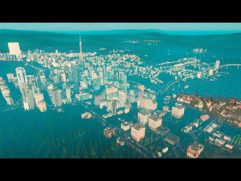 Эта игра не отпускает меня! Как правильно играть в градостроительный симулятор? #8 Cities: Skylines