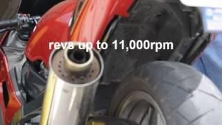 8. 2004 Kawasaki ZZR600 Exhaust Mod