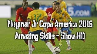 Neymar Jr - Copa America 2015 Amazing Skills - Show HD, copa america 2015, lich thi dau copa america 2015, xem copa america 2015, lịch thi đấu copa america 2015, copa america 2015 chile