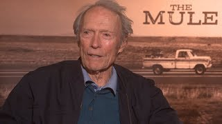 Clint Eastwood Talks THE MULE With His Cast (Dianne Wiest, Alison Eastwood, Taissa Farmiga)