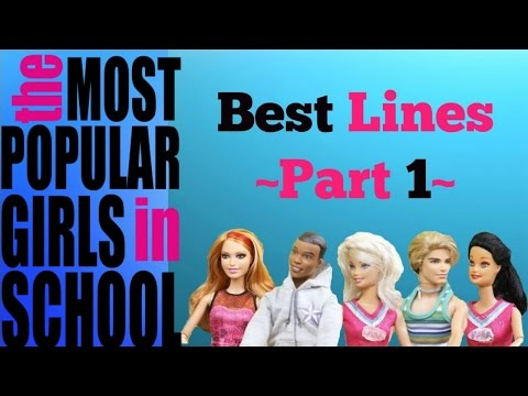 Video The Most Popular Girls In School | Best Lines download in MP3, 3GP, MP4, WEBM, AVI, FLV January 2017