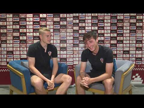 Hrvatska U-21 2U1: Toma Bašić i Marin Jakoliš