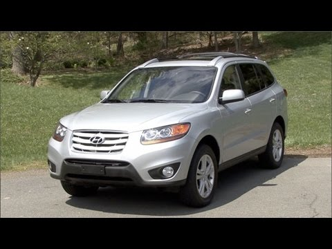 2010 Hyundai Santa Fe – Review