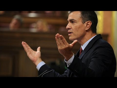 Ισπανία: Ψήφος εμπιστοσύνης για τον Πέδρο Σάντσεθ