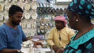 Dubai Mall - Gold and Spice Souk Market