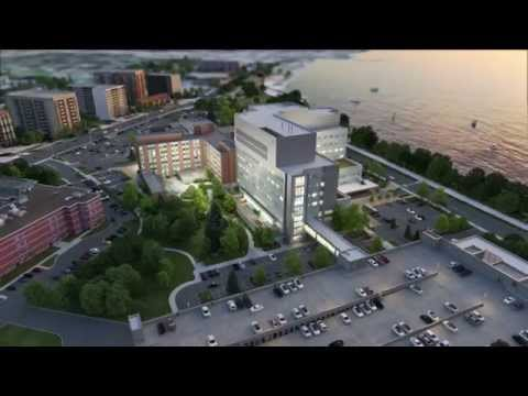 Virtual Tour of the NEW Joseph Brant Hospital thumbnail