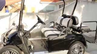 8. 2011 REFURBISHED EZGO RXV