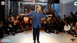 Cintia – Battle Versus Fighting France 2K18 POPPING JUDGE DEMO