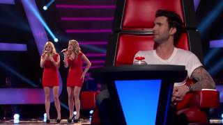 The Morgan Twins - Fallin' - The Voice US