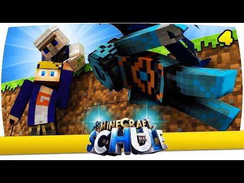 Minecraft SCHULE: DU WIRST NICHT GLAUBEN WAS PASSIERT IST!!!   Folge 4 Staffel 2 ● Roleplay Deutsch