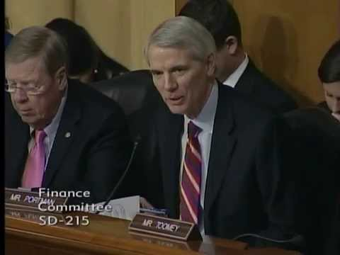 Portman on Obama Budget: Doubling Healthcare Costs Making Historic Debt Worse, Not Better