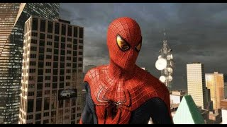 [1080p] The Amazing Spider-Man (June 2012) - The Full Movie Based Video Game - Part 1 Of 7