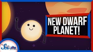 The Solar System Might Have a New Dwarf Planet! | SciShow News by SciShow Space