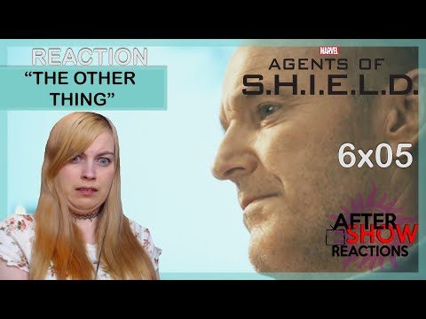 """Marvels Agents Of SHIELD 6x05 - """"The Other Thing"""" Reaction Part 2"""