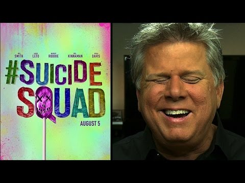 The Blind Film Critic Reviews Suicide Squad